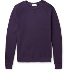John Elliott - Loopback Cotton-Jersey Sweatshirt