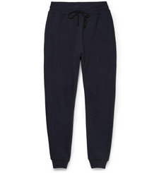 John Elliott Ebisu Tapered Loopback Cotton-Jersey Sweatpants