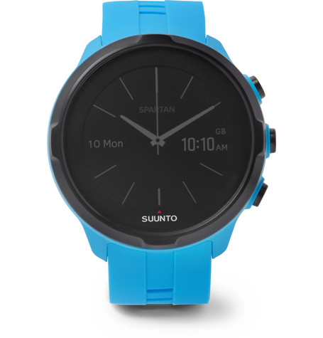 SUUNTO SPARTAN SPORT GPS AND HEART RATE WATCH