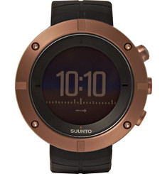 Suunto - Kailash Copper-Tone Titanium GPS Watch