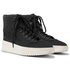Fear of God Nubuck High-Top Sneakers