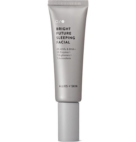 ALLIES OF SKIN Bright Future Overnight Facial, 50Ml - One Siz in Colorless