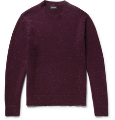Club Monaco - Jaxon Slim-Fit Donegal Wool-Blend Sweater