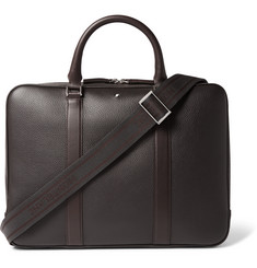 Montblanc - Full-Grain Leather Briefcase