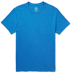 J.Crew - Slim-Fit Garment-Dyed Slub Cotton-Jersey T-Shirt
