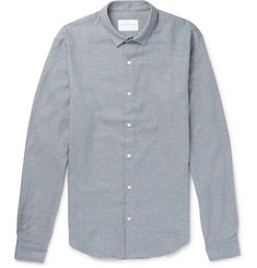Sandro - Slim-Fit Cotton-Flannel Shirt