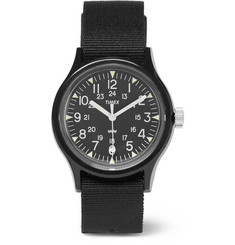 Timex - Archive Camper MK1 Resin and Grosgrain Watch