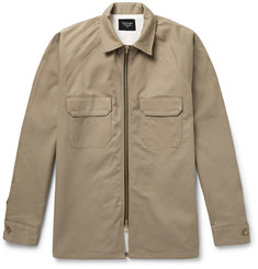 Fear of God Cotton-Twill Overshirt