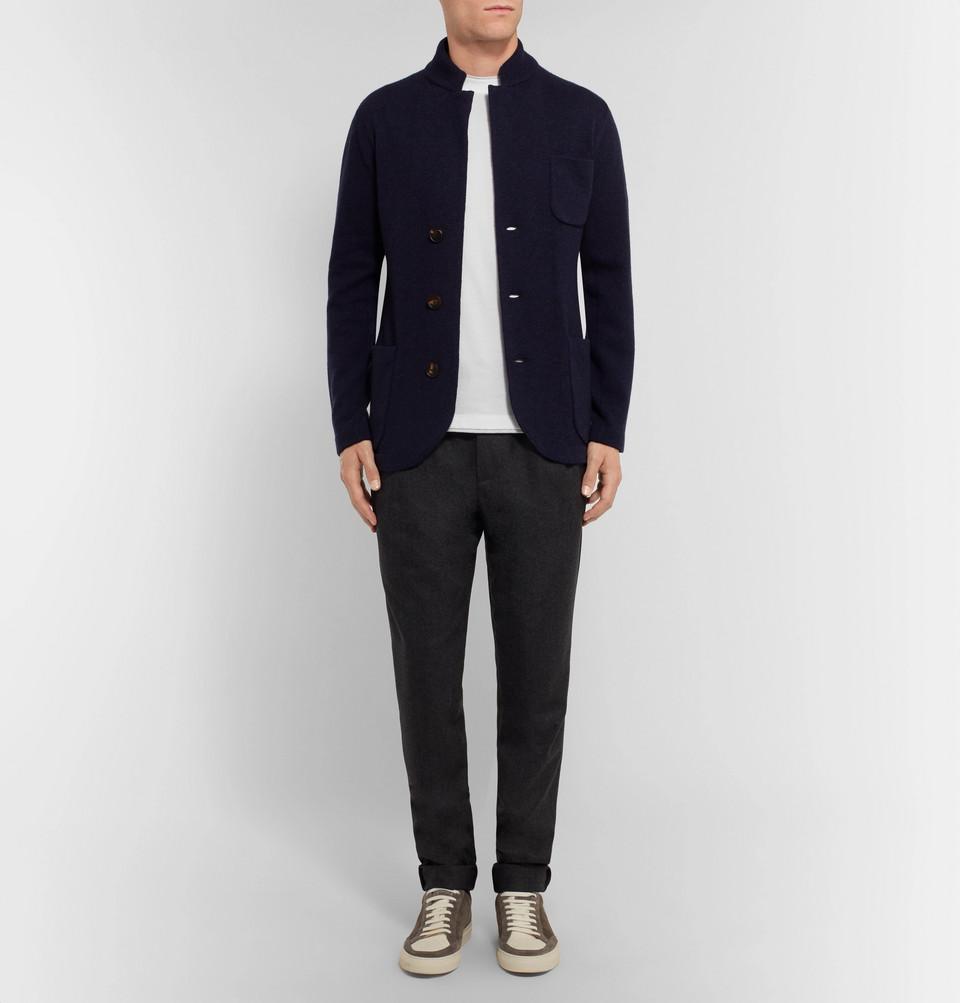 Brunello Cucinelli Layered Cotton-Jersey T-Shirt