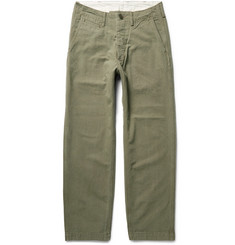 Neighborhood M-45/C-PT Cotton-Twill Trousers