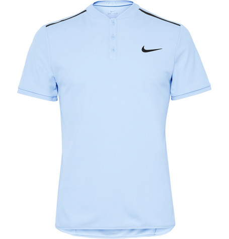 cdd58d49 Shoptagr | Nike Court Advantage Dri Fit Piqué Tennis Polo Shirt by Nike  Tennis