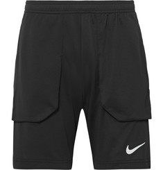 Nike Tennis NikeCourt Breathe Dri-FIT Mesh Tennis Shorts