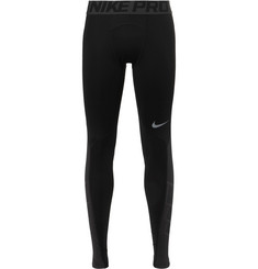 Nike Training - HyperWarm Jersey Tights