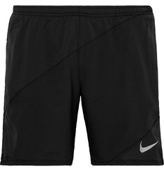 Nike Running - Distance Dri-FIT Mesh Shorts