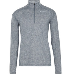 Nike Running - Element Space-Dyed Dri-FIT Half-Zip Top