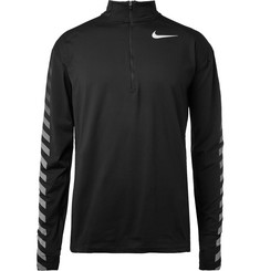 Nike Running - Flash Element Stretch-Jersey Top