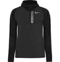Nike Running - Therma Sphere Element Hybrid Dri-FIT Half-Zip Hoodie