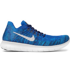 Nike Running - Free Run 2017 Flyknit Sneakers