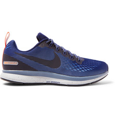 Nike Running - Air Zoom Pegasus 34 Shield Flymesh Sneakers