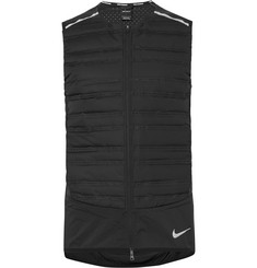 Nike Running AeroLoft Packable Panelled Down Gilet