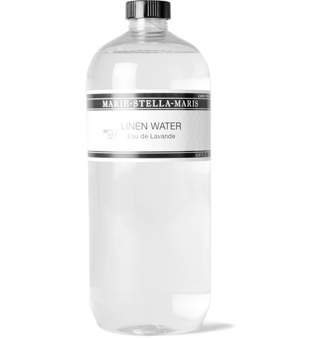 MARIE-STELLA-MARIS No.97 Eau De Lavande Linen Water, 1000Ml in Colorless