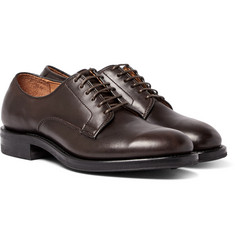 Viberg Leather Derby Shoes