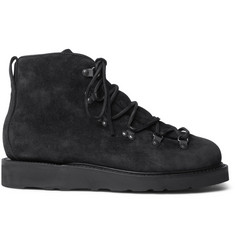 Viberg Suede Hiking Boots