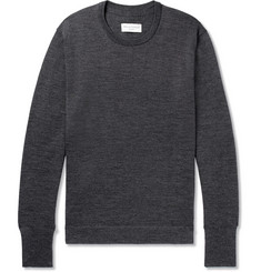 Officine Generale Nina Merino Wool Sweater