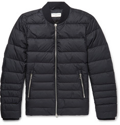 Officine Generale Reinhold Quilted Shell Down Jacket