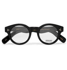 Moscot Grunya Round-Frame Acetate Optical Glasses