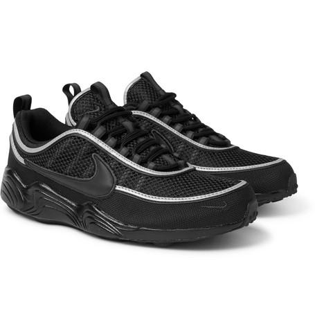 Air Zoom Spiridon Rubber-panelled Mesh Sneakers Nike aHNxnRB8