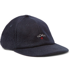 Noah - Embroidered Baby Camel Hair Baseball Cap