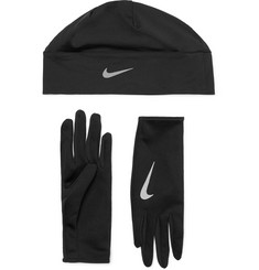 Nike Dri-FIT Cap and Gloves Set