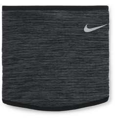 Nike Therma Sphere Mélange Stretch-Jersey Neck Warmer
