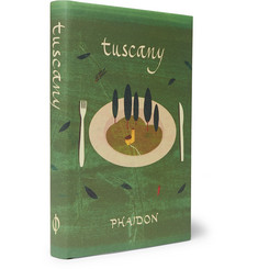 Phaidon The Silver Spoon: Tuscany Hardcover Book