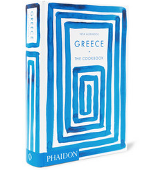 Phaidon - Greece: The Cookbook Hardcover Book