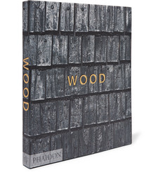 Phaidon Wood Hardcover Book