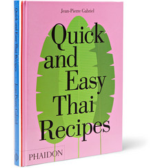 Phaidon Quick and Easy Thai Recipes Book