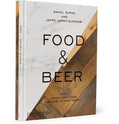 Phaidon - Food & Beer Hardcover Book