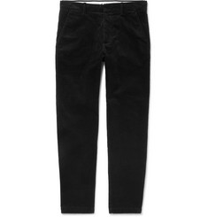 NN07 Benjamin Slim-Fit Stretch-Cotton Corduroy Trousers