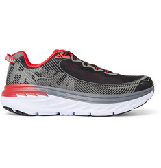 Hoka One One - Bondi 5 Rubber-Trimmed Mesh Running Sneakers