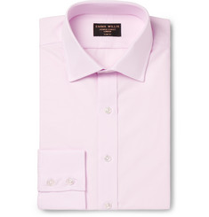 Emma Willis Pink Cotton Oxford Shirt
