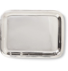 Foundwell Vintage - 1950s Gladwin Ltd. Silver-Plated Tray