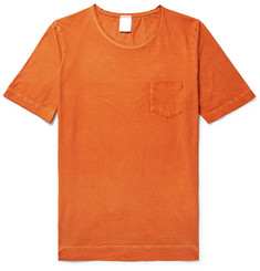 Massimo Alba Panarea Garment-Dyed Cotton-Jersey T-Shirt