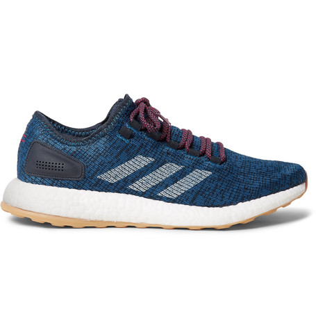 Adidas Originals Pureboost Dpr Sneakers In Blue