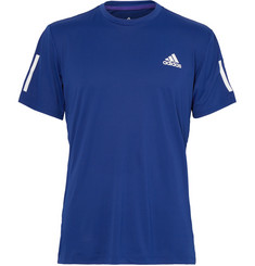Adidas Sport Club Colour-Block Climacool Tennis T-Shirt