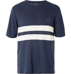 Iffley Road - Cambrian Slim-Fit Striped Drirelease T-Shirt