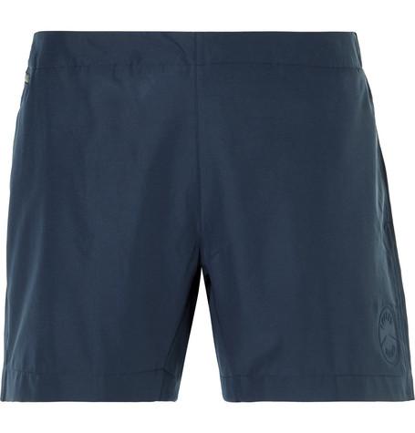 iffley road male thompson running shorts