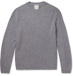 Wooyoungmi Textured-Knit Cashmere Sweater