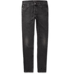 Balenciaga - Distressed Denim Jeans